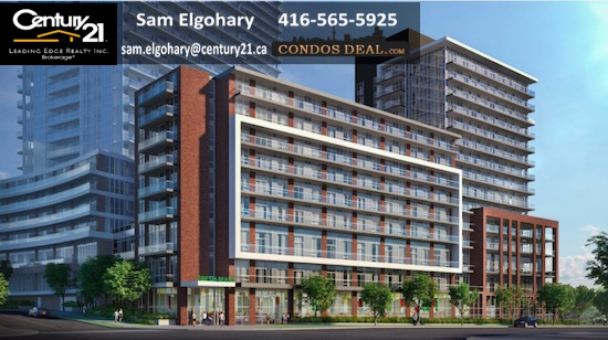 Lumina at Emerald City Condos Rendering 2
