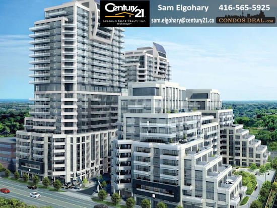 The Beverly Hill Condos Rendering 2