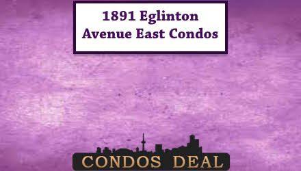 1891 Eglinton Avenue East Condos