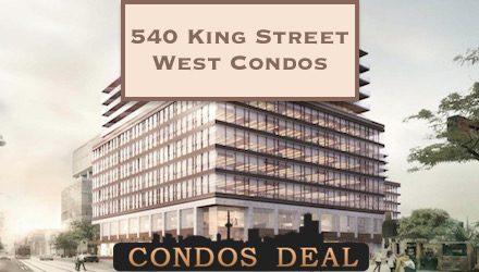 540 King Street West Condos