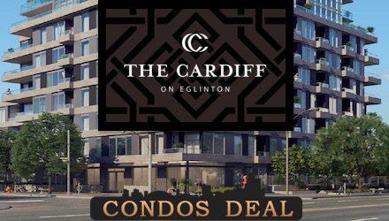 The Cardiff Condos On Elginton