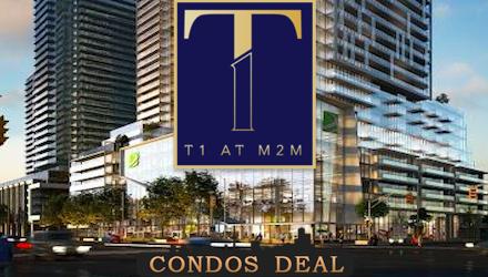 T1 at M2M Condos