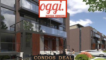 Oggi Boutique Townhomes