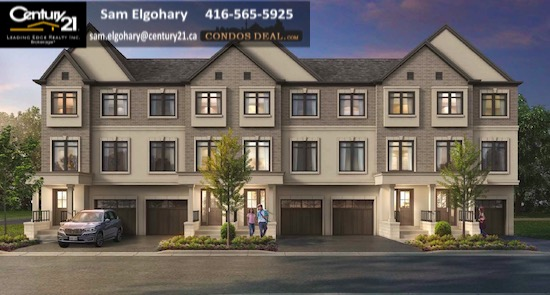 Baker Hill Towns Classic Townhomes
