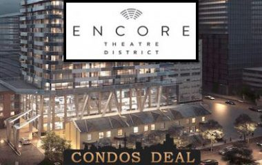 Encore Theatre District Condos