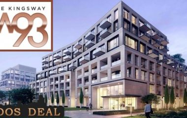 293 The Kingsway Condos