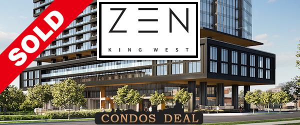 Zen King West Condos