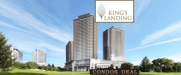 Concord King's Landing Condos | Plans & Prices | Condos Deal