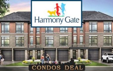 Harmony Gate Towns