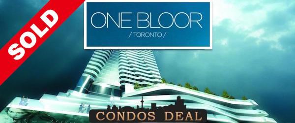 One Bloor Condos