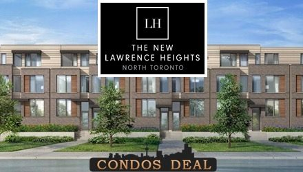 The New Lawrence Heights Towns