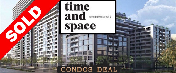 Time and Space Condos Sold