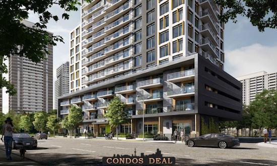 12 Cordova Avenue Condos Rendering