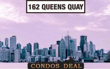 162 Queens Quay Condos