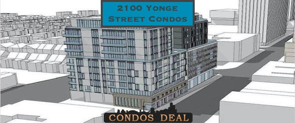 2100 Yonge Street Condos