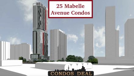 25 Mabelle Avenue Condos
