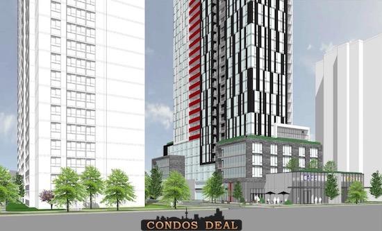 25 Mabelle Avenue Condos Rendering 4