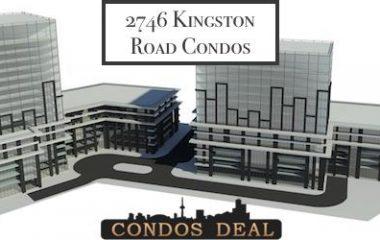 2746 Kingston Road Condos