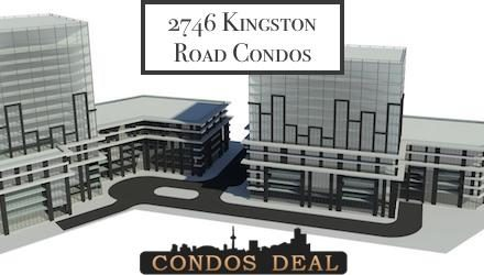 2746 Kingston Road Condos