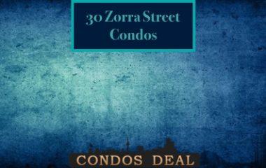 30 Zorra Street Condos
