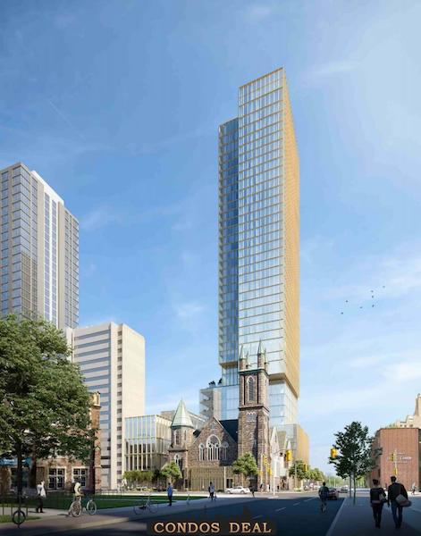 300 Bloor Street West Condos Rendering