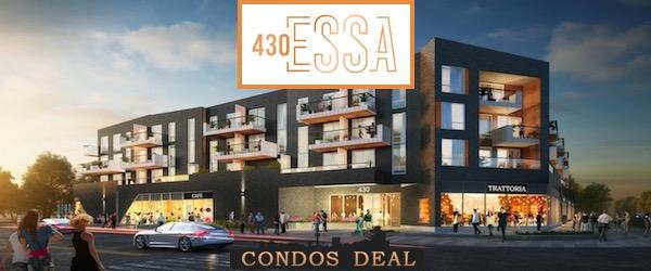 430 ESSA Condos