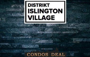 Distrikt Islington Village Towns