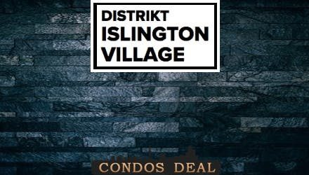 Distrikt Islington Village Towns