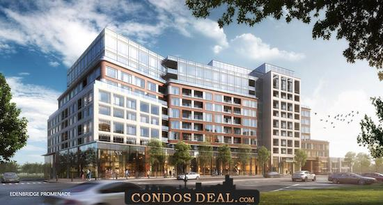 Edenbridge On The Kingsway Condos Rendering 3