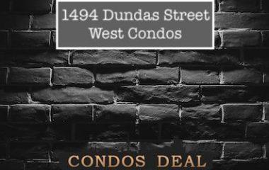1494 Dundas Street West Condos