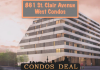 861 St. Clair Avenue West Condos