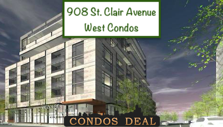 908 St. Clair Avenue West Condos