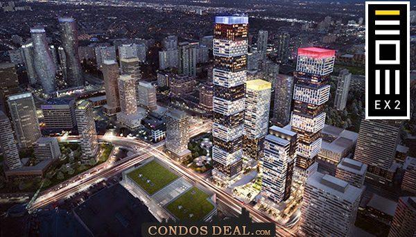 Exchange District 2 Condos Rendering