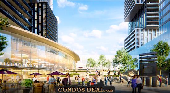 Exchange District Condos Rendering 3