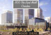 300 The East Mall Condos