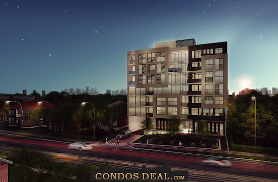 Nahid On Sheppard Condos Rendering 2