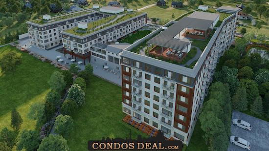 The Landing at Little Lake Condos Rendering 3