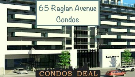 65 Raglan Avenue Condos
