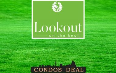 Lookout on the knoll Towns