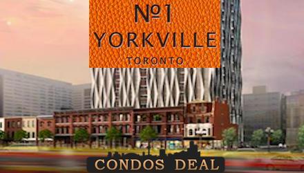 One Yorkville Condos