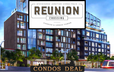 Reunion Crossing Condos & Towns