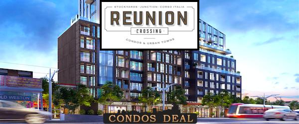 Reunion Crossing Condos & Towns