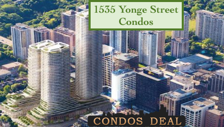 1535 Yonge Street Condos