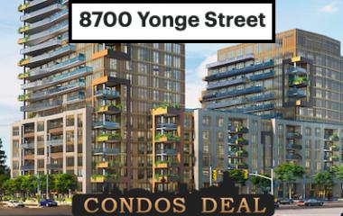 8700 Yonge Street Condos