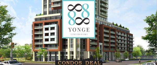 8888 Yonge Condos