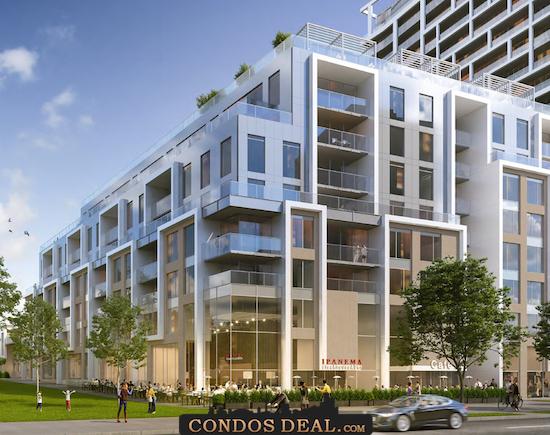 9825 Yonge Street Condos Rendering 2