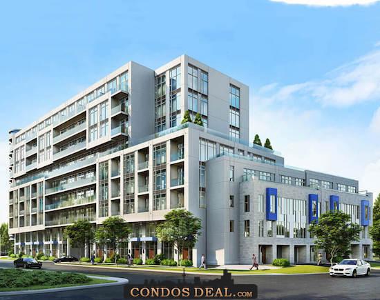 9929 Yonge Street Condos Rendering 2