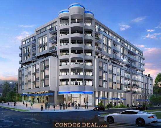 9929 Yonge Street Condos Rendering