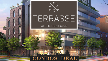 Terrasse at The Hunt Club Condos