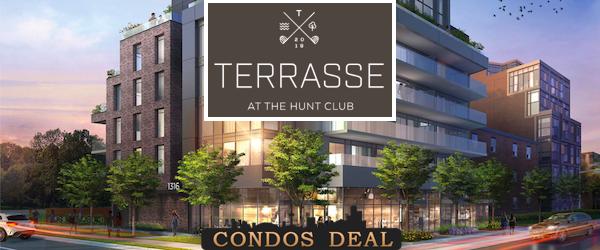 Terrasse at The Hunt Club Condos